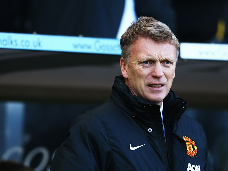 David Moyes: Linked with left-backs Leighton Baines and Luke Shaw