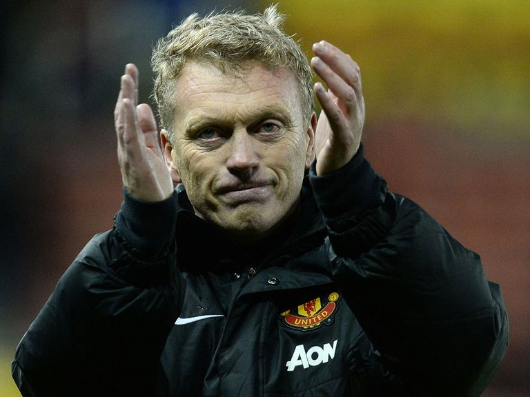 David Moyes will take his side to the USA