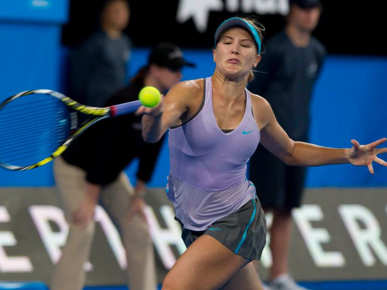 Eugenie Bouchard: Sealed victory in the Hopman Cup for Canada