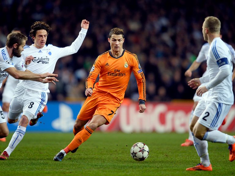 Cristiano Ronaldo: Continues to break the mould at Real