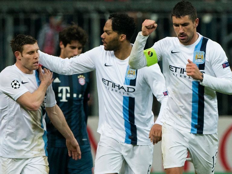 Manchester City: Fought back from 2-0 down to win 3-2 in Munich