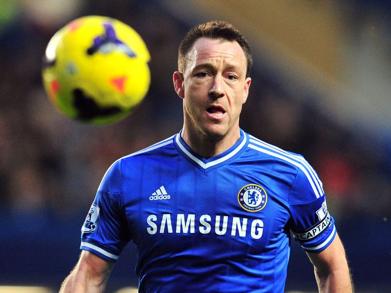 John Terry: Feels his side are in title contention