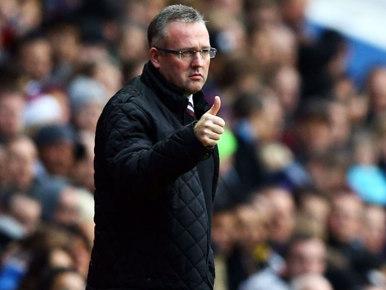 Paul Lambert: Putting Villa's disappointing efforts behind him