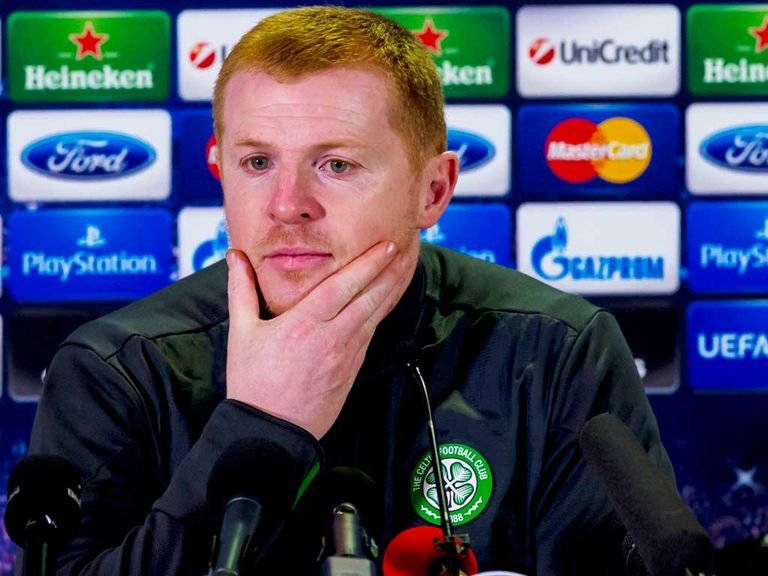 Neil Lennon: Celtic boss is planning to strengthen his team in January