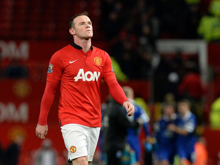 Wayne Rooney: Could miss out again for Manchester United