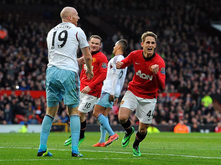 Adnan Januzaj: Can impress for Manchester United