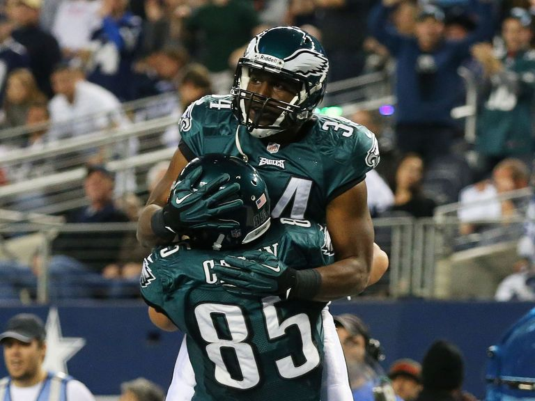 Philadelphia Eagles clinched the NFC East