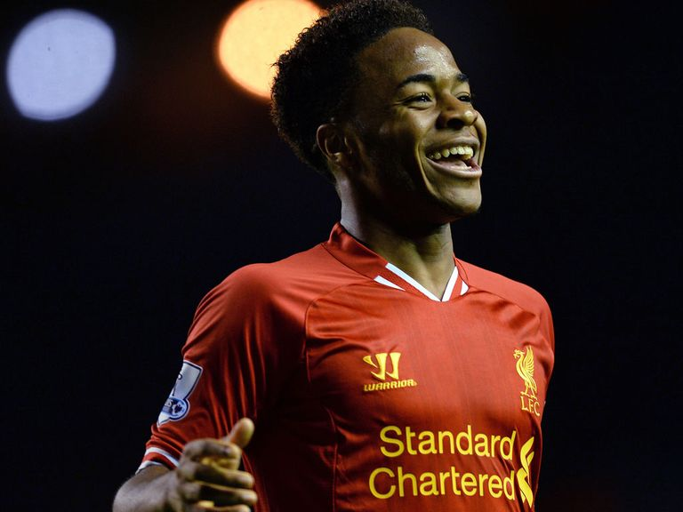 Sterling: One of the players of the season