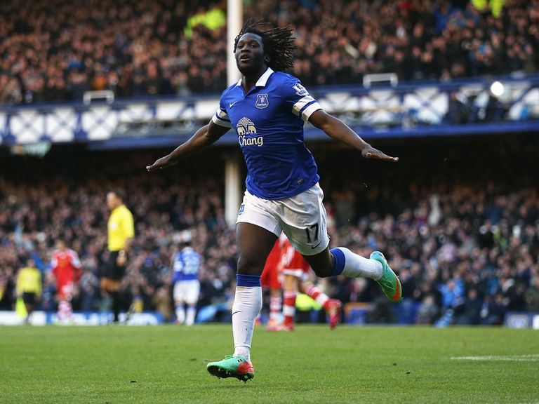 Romelu Lukaku: Timely return for Everton