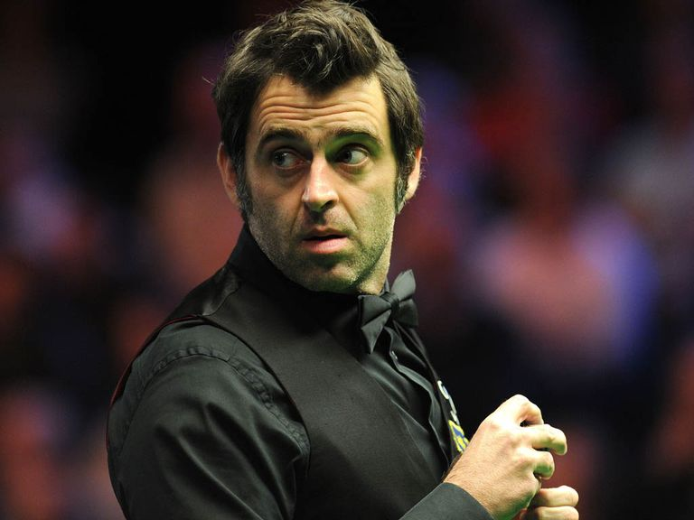 Ronnie O'Sullivan: Starts against Robert Milkins
