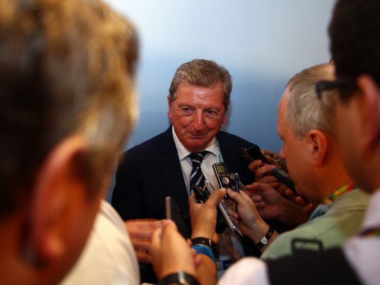 Roy Hodgson: Looking at World Cup options