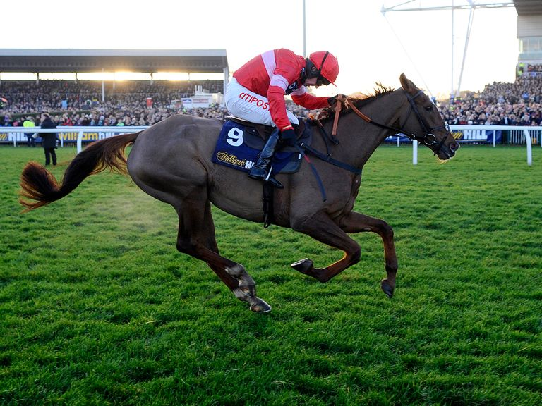 Silviniaco Conti: Enhanced his Gold Cup credentials
