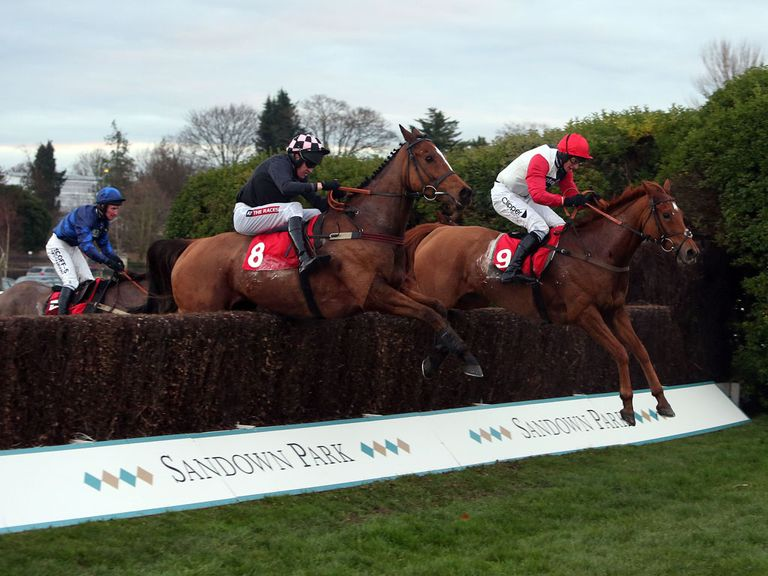 Court By Surprise can land the Grimthorpe Chase