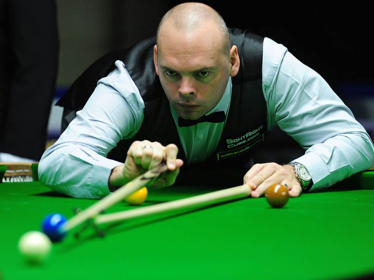 Stuart Bingham: Prevailed 6-2 over Anthony McGill