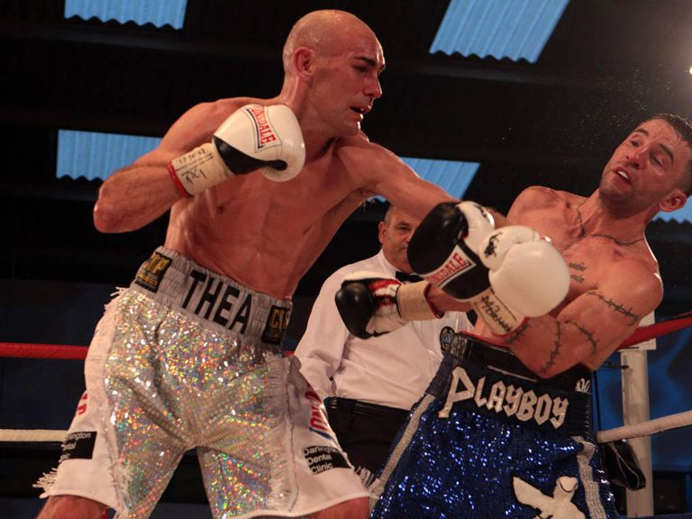 Stuart Hall hopes to land a world title