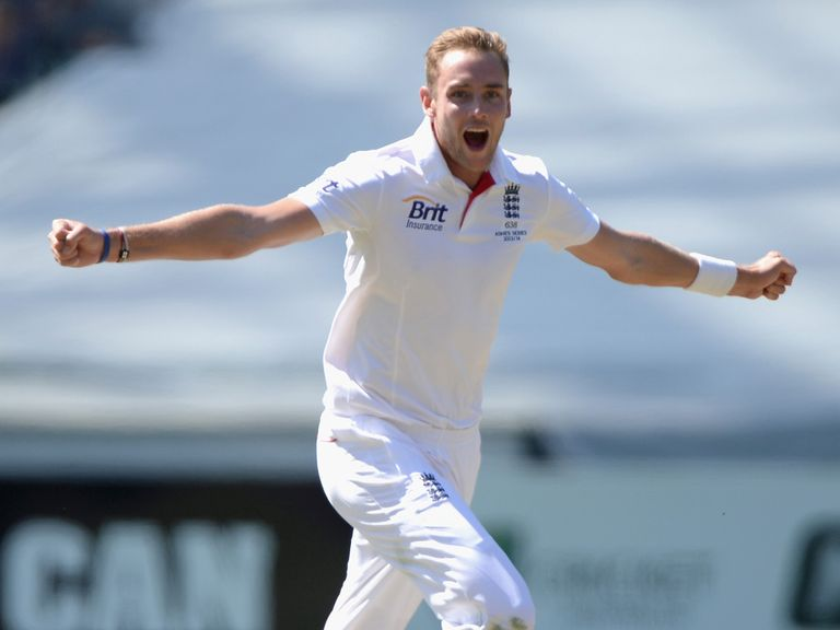 Broad: Rested for the first two ODI matches