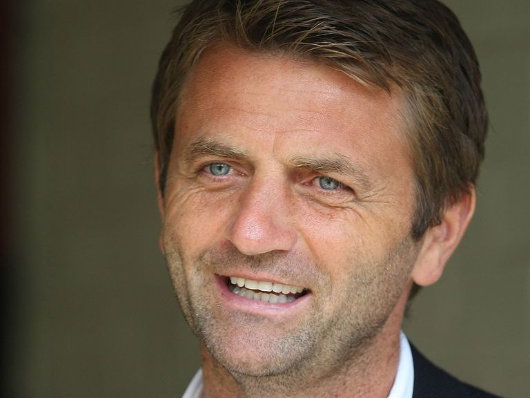 Tim Sherwood: Taken the reins at Tottenham