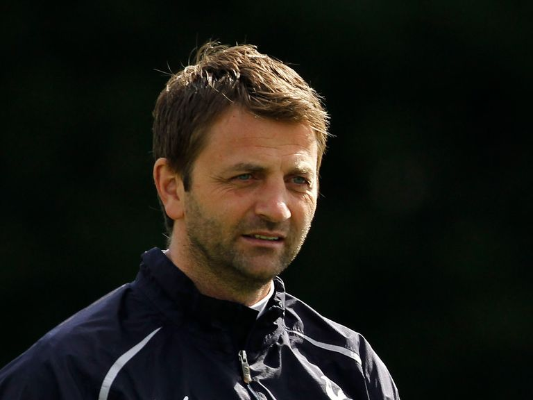 Tim Sherwood: Favourite to take Spurs job permanently