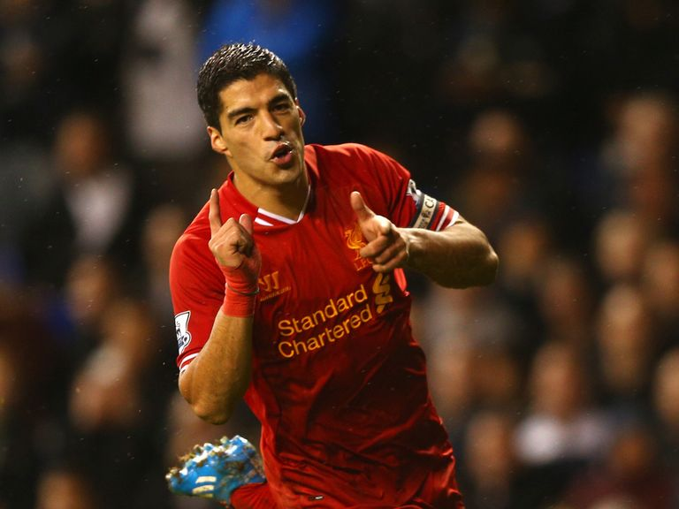 Luis Suarez: Extends Liverpool stay