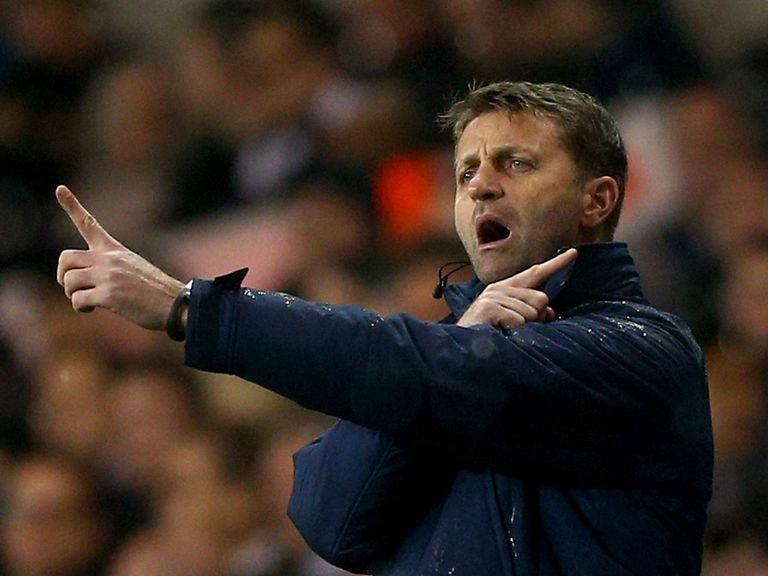 Tim Sherwood: Enjoying his time as interim boss