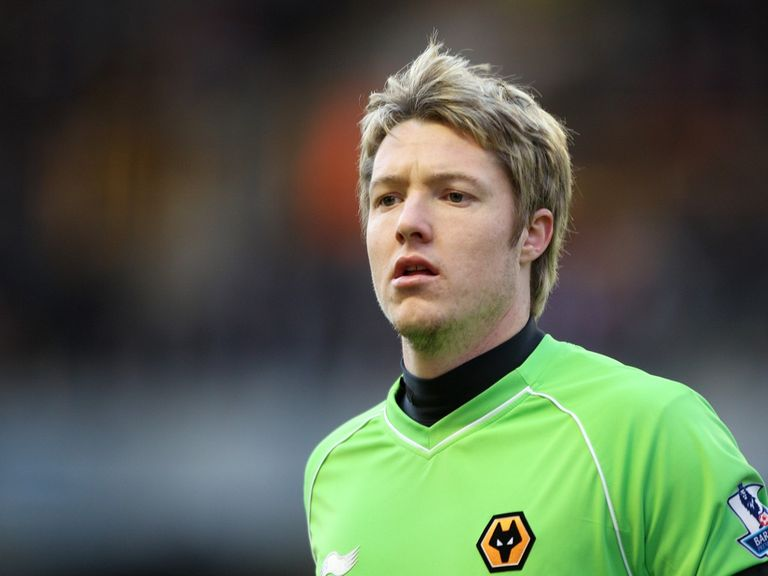 Wayne Hennessey: Signed by Tony Pulis at Palace
