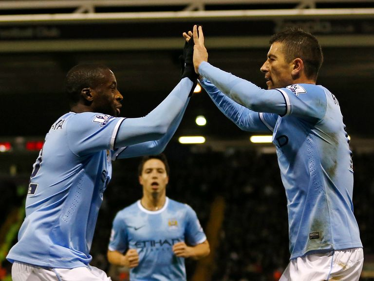 Manchester City: Head the Sporting Life Accumulator