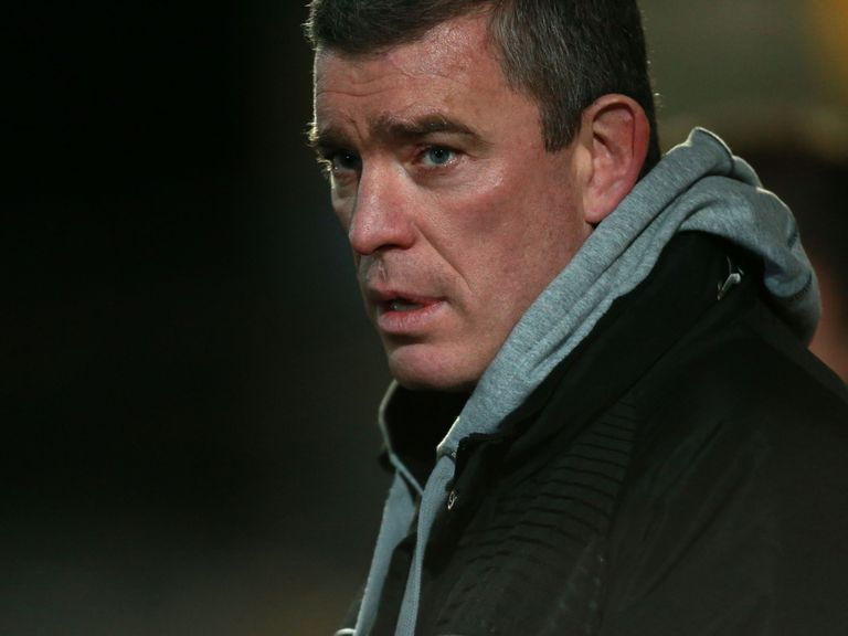 Dean Ryan: Fighting spirit at Worcester