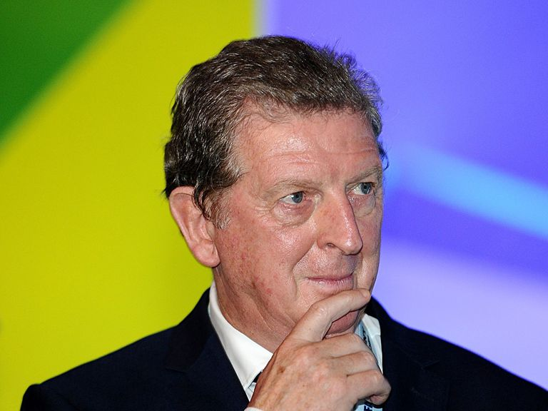 Roy Hodgson: His side will face Peru, Ecuador and Honduras