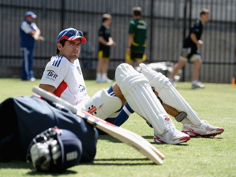 Alastair Cook: Desperate to avoid whitewash