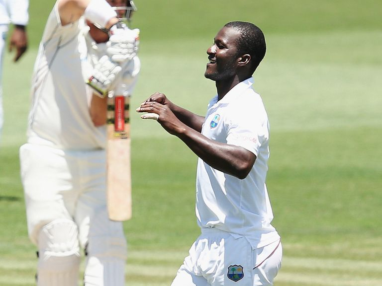 Darren Sammy: Leaving the Test arena