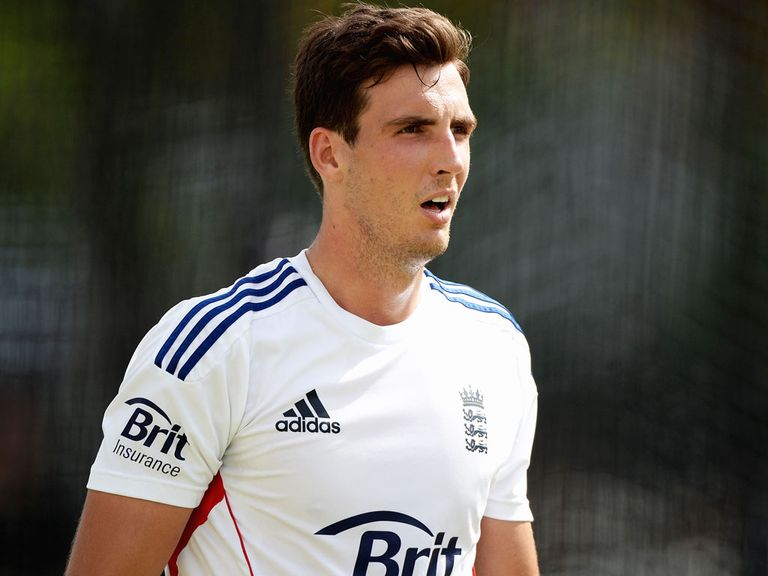 Steven Finn: Was sent home early from the Ashes tour