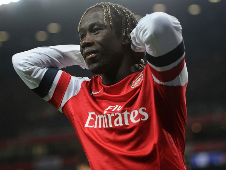 Bacary Sagna: Out of contract in the summer
