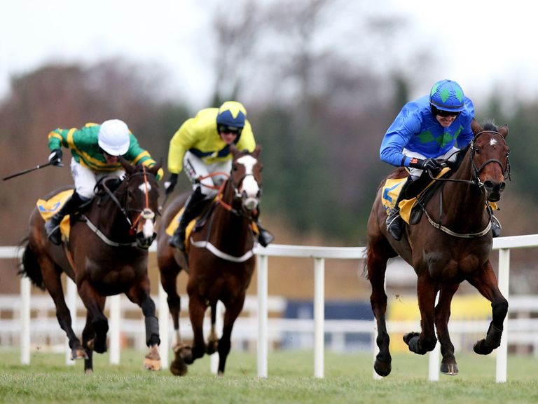 Hurricane Fly: Worth backing now for the Champion Hurdle