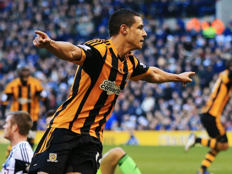 Jake Livermore: On a season-long loan from Spurs