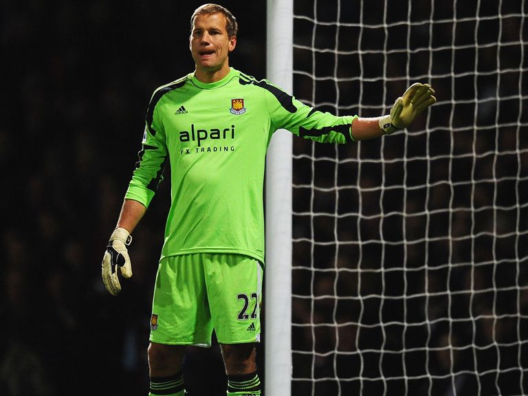 Jussi Jaaskelainen: Under pressure to hang on to his spot in team