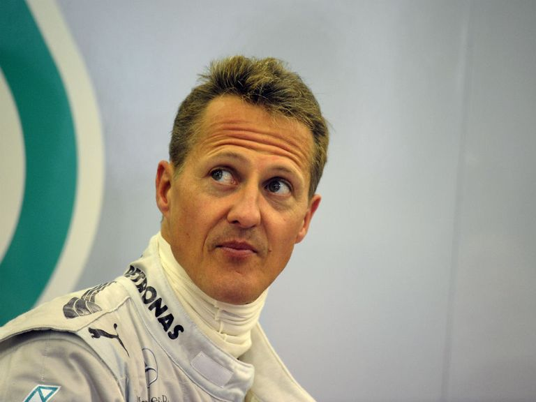 Michael Schumacher: Skiing off the piste when he fell