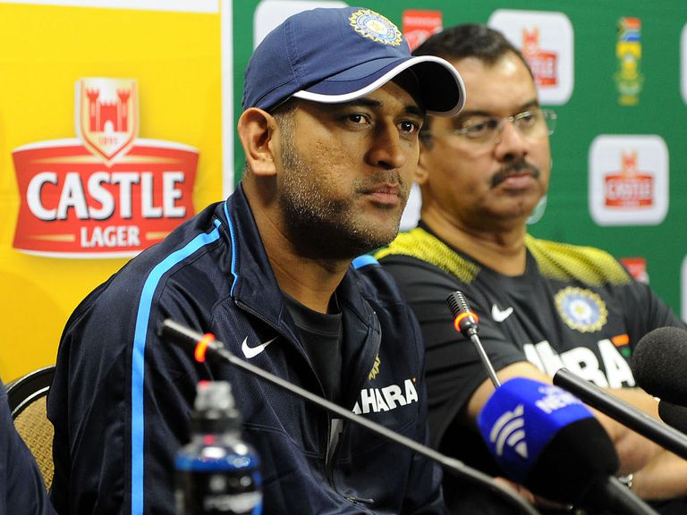 Dhoni: Says 'lambs' tag is 'unfortunate'