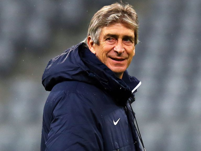 Manuel Pellegrini: Will not change his attacking style