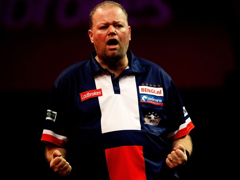 Raymond van Barneveld: Fancied to beat Gary Anderson