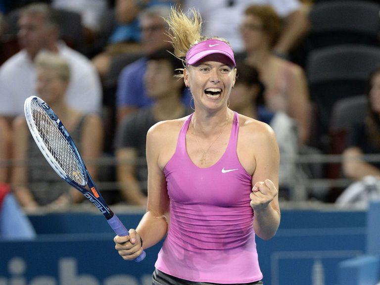Will Sharapova fly or flop against Mattek-Sands?