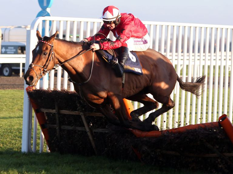 The New One: How far do you think he will win the Champion Hurdle by?