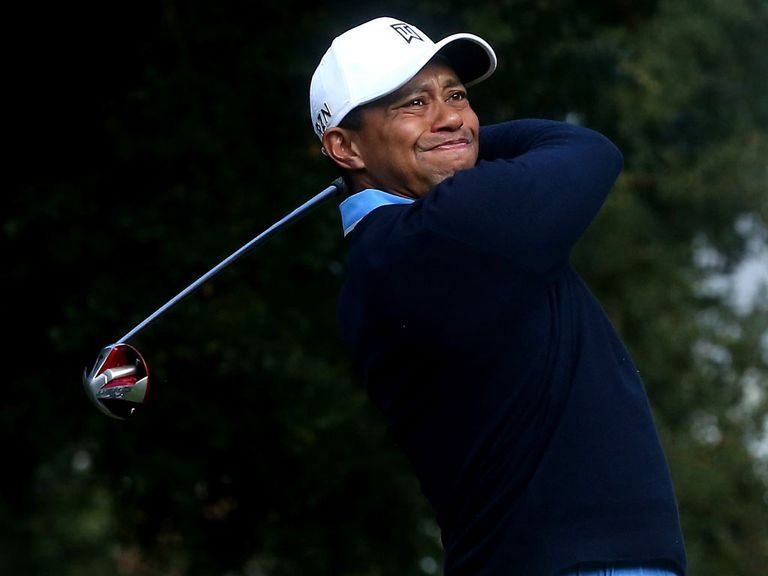 Tiger Woods: Two clear of Zach Johnson
