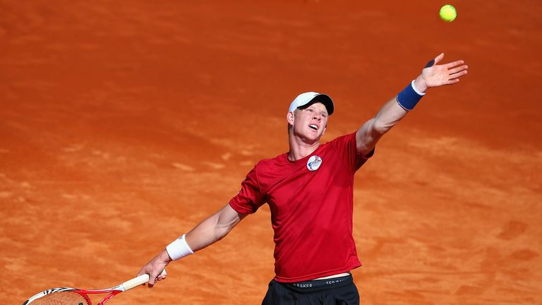 Edmund: won the Junior French Open doubles title in 2013