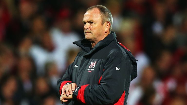 Mark Anscombe: Bolstered his front-row stocks