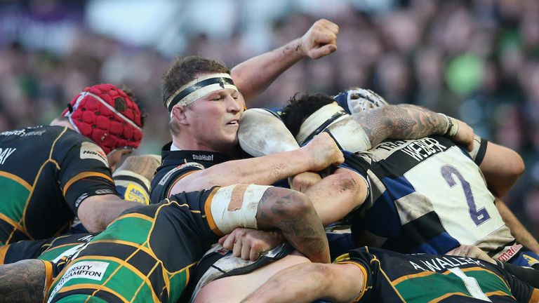 Dylan Hartley: Pleased to grind out victory