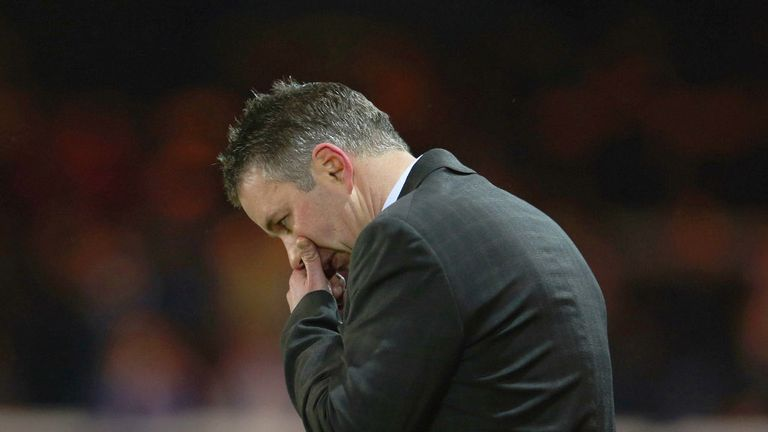 Darren Ferguson: Peterborough boss facing another season of third-tier football