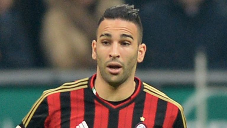 Adil Rami: Set for permanent Milan switch