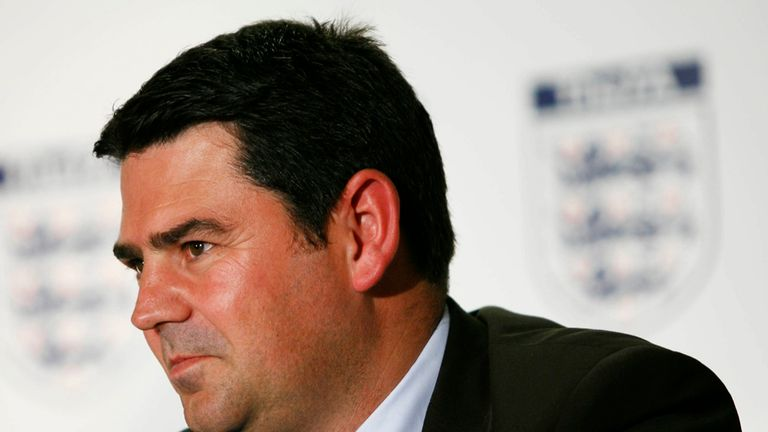 Adrian Bevington: 'We've planned as you'd expect for the full duration of the tournament'