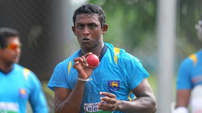 Ajantha Mendis: No Test cricket since March last year