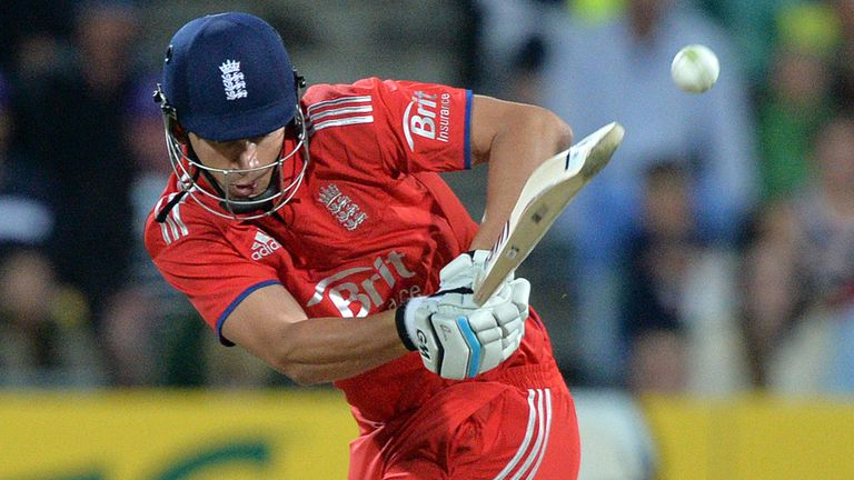 Alex Hales: World's No 2 Twenty20 batsman not going to IPL